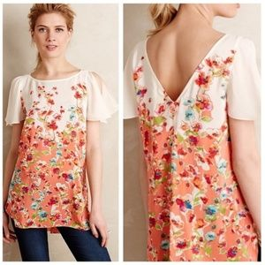 Anthropologie | Ludovica Tunic Top by Maeve